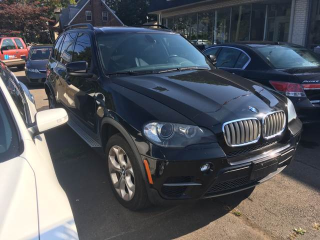 2011 BMW X5 for sale at MELILLO MOTORS INC in North Haven CT