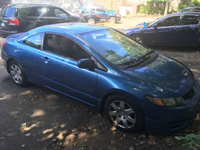 2011 Honda Civic for sale at MELILLO MOTORS INC in North Haven CT