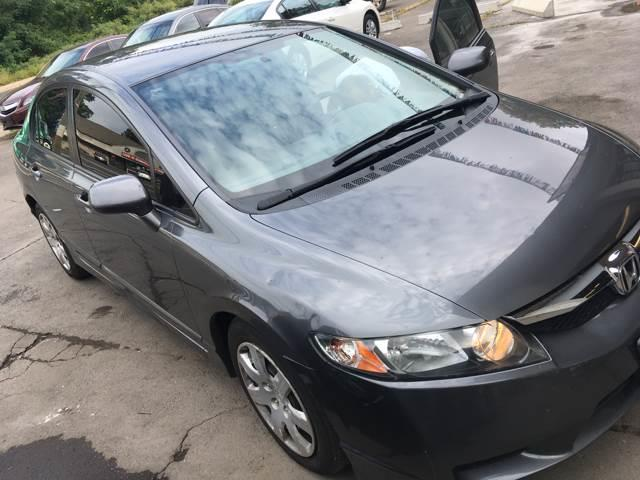 2009 Honda Civic for sale at MELILLO MOTORS INC in North Haven CT