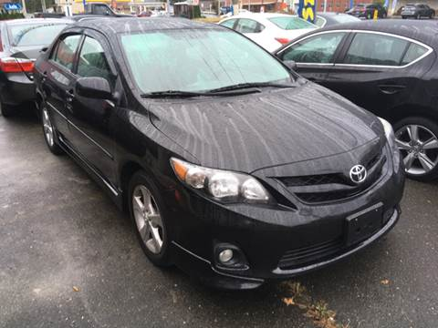 2011 Toyota Corolla for sale in North Haven, CT