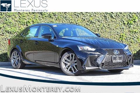 2017 Lexus IS 200t for sale in Seaside, CA