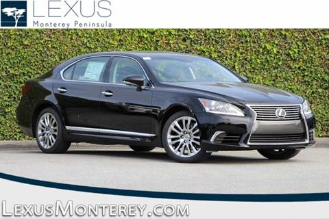 2017 Lexus LS 460 for sale in Seaside, CA