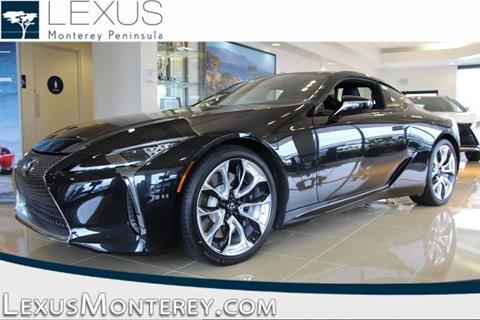 2018 Lexus LC 500 for sale in Seaside, CA