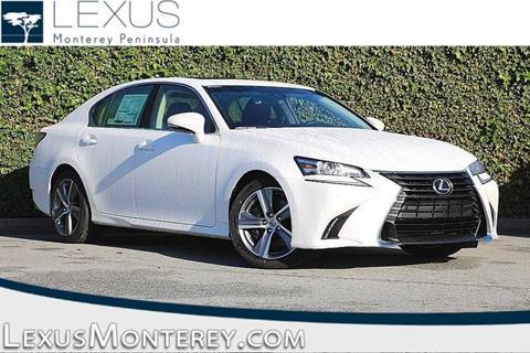 2017 Lexus GS 350 for sale in Seaside, CA