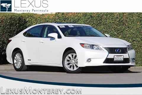 2015 Lexus ES 300h for sale in Seaside, CA