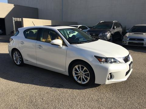 2012 Lexus CT 200h for sale in Seaside, CA