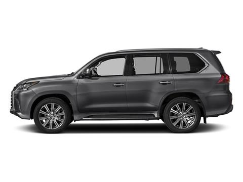 2017 Lexus LX 570 for sale in Houston TX