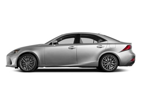 2017 Lexus IS 200t for sale in Houston, TX