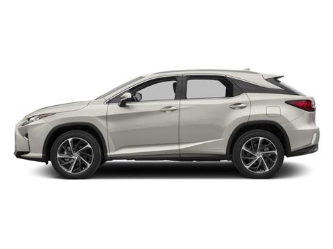 2017 Lexus RX 450h for sale in Houston TX