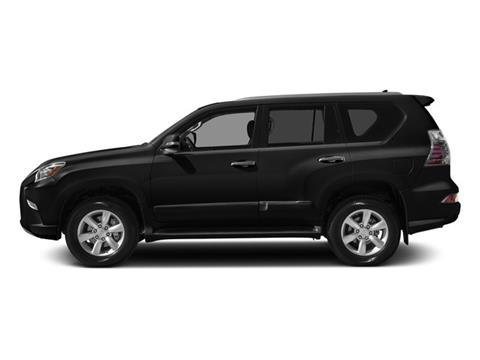 2017 Lexus GX 460 for sale in Houston, TX