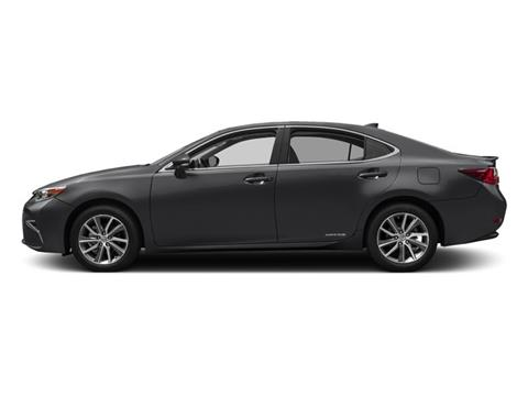 2017 Lexus ES 300h for sale in Houston, TX