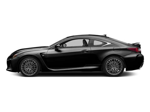 2017 Lexus RC F for sale in Houston TX
