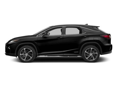 2017 Lexus RX 450h for sale in Houston TX