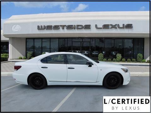 2015 Lexus LS 460 for sale in Houston TX
