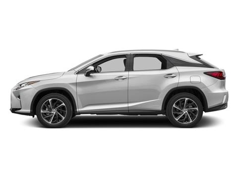 2017 Lexus RX 450h for sale in Houston, TX