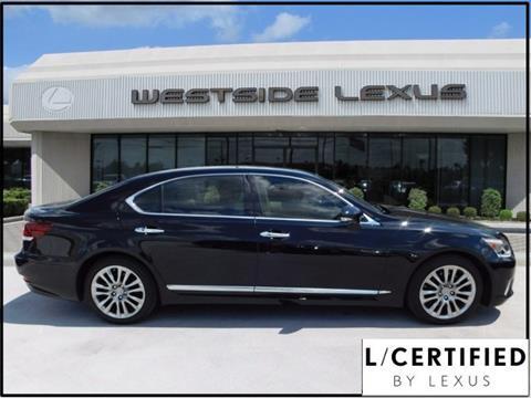 2017 Lexus LS 460 for sale in Houston, TX