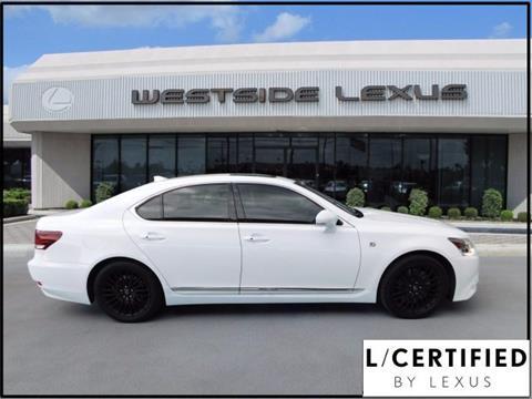 2015 Lexus LS 460 for sale in Houston, TX