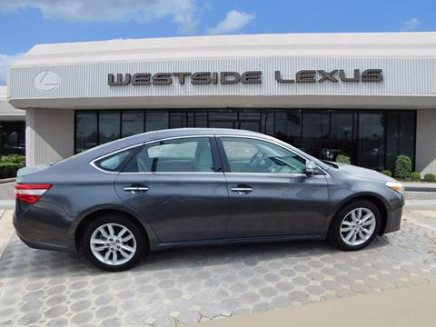 2014 Toyota Avalon for sale in Houston TX