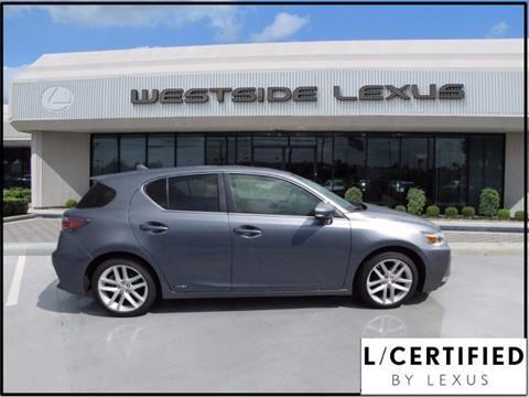 2015 Lexus CT 200h for sale in Houston TX