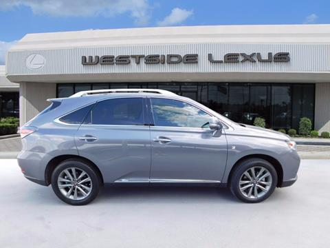 2015 Lexus RX 350 for sale in Houston, TX