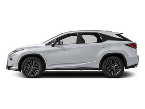 2017 Lexus RX 350 for sale in Houston TX