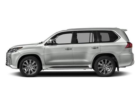 2017 Lexus LX 570 for sale in Houston, TX