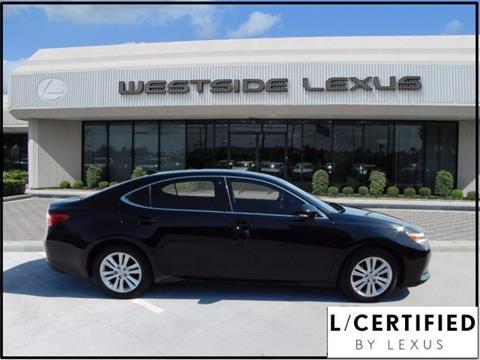 2015 Lexus ES 350 for sale in Houston, TX