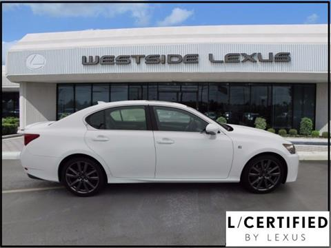 2015 Lexus GS 350 for sale in Houston, TX