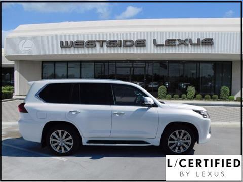 2016 Lexus LX 570 for sale in Houston, TX