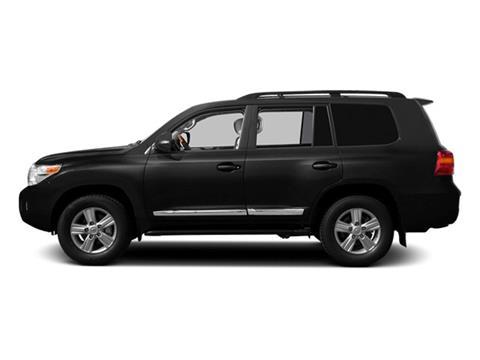 2013 Toyota Land Cruiser for sale in Houston, TX
