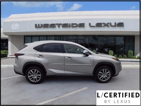 2015 Lexus NX 200t for sale in Houston, TX