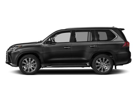 2018 Lexus LX 570 for sale in Houston, TX