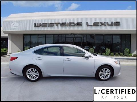 2014 Lexus ES 350 for sale in Houston, TX