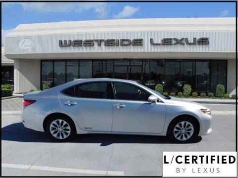 2014 Lexus ES 300h for sale in Houston TX