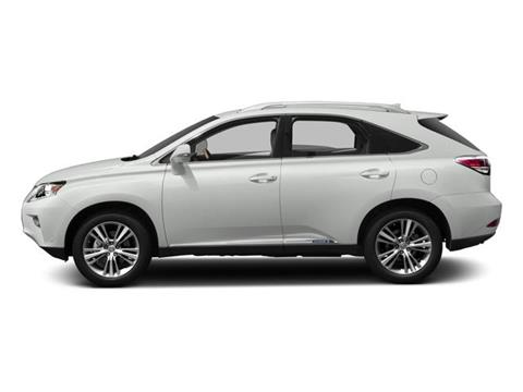 2015 Lexus RX 450h for sale in Houston, TX