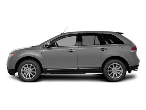 2014 Lincoln MKX for sale in Houston, TX