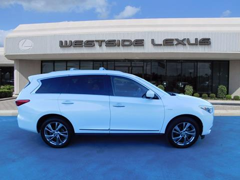 2014 Infiniti QX60 Hybrid for sale in Houston, TX