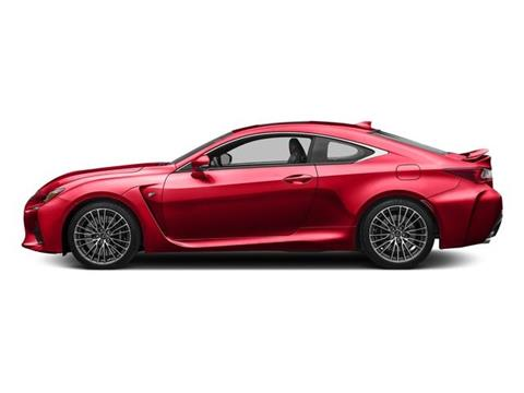 2016 Lexus RC F for sale in Houston, TX