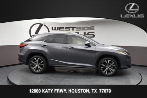 2019 Lexus RX 350 for sale in Houston, TX