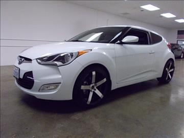 2013 Hyundai Veloster for sale in Rocklin, CA
