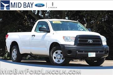 2012 Toyota Tundra for sale in Watsonville, CA