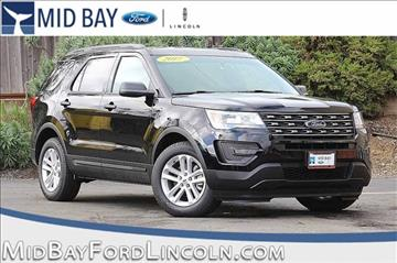 2017 Ford Explorer for sale in Watsonville, CA
