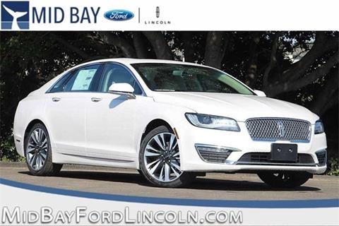 2017 Lincoln MKZ Hybrid for sale in Watsonville, CA