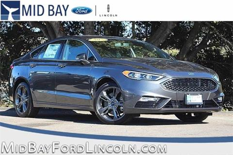 2017 Ford Fusion for sale in Watsonville, CA