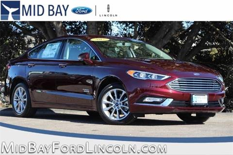 2017 Ford Fusion Energi for sale in Watsonville CA