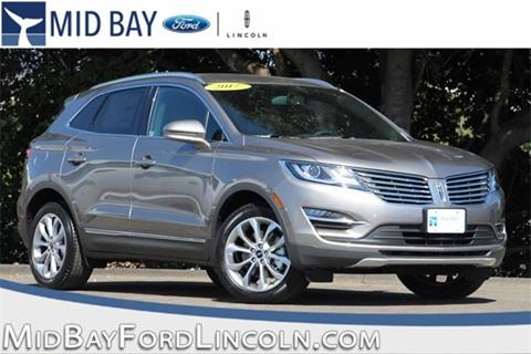 2017 Lincoln MKC for sale in Watsonville CA