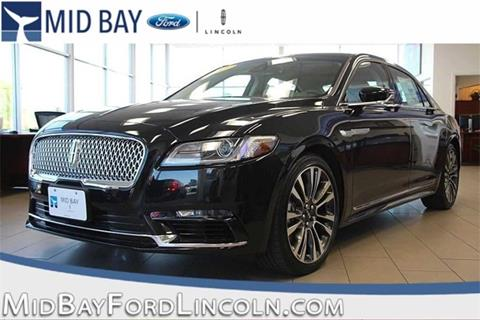 2017 Lincoln Continental for sale in Watsonville, CA