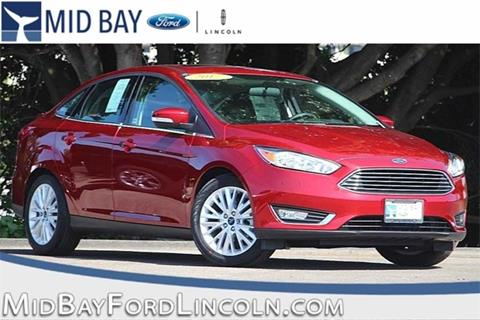 2017 Ford Focus for sale in Watsonville CA