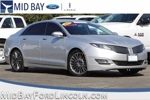 2014 Lincoln MKZ for sale in Watsonville, CA
