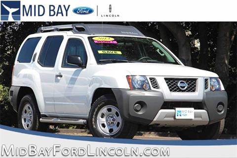 2013 Nissan Xterra for sale in Watsonville CA